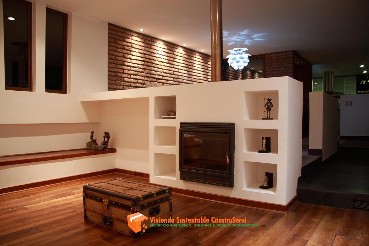 Construservi ltda remodelaciones interiores for Remodelacion de casas interiores